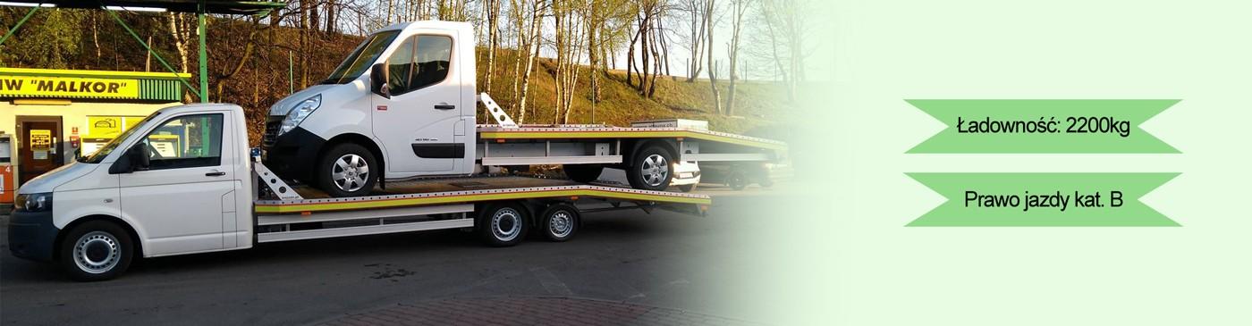 VW T5 2200kg PPP