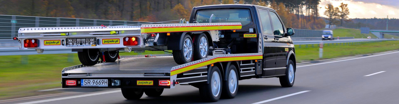 VW T6 zabudowa