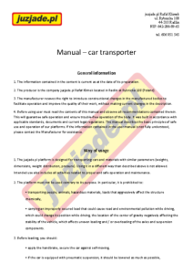 Instrukcja-autolaweta-EN