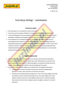 Instrukcja-autolaweta-PL
